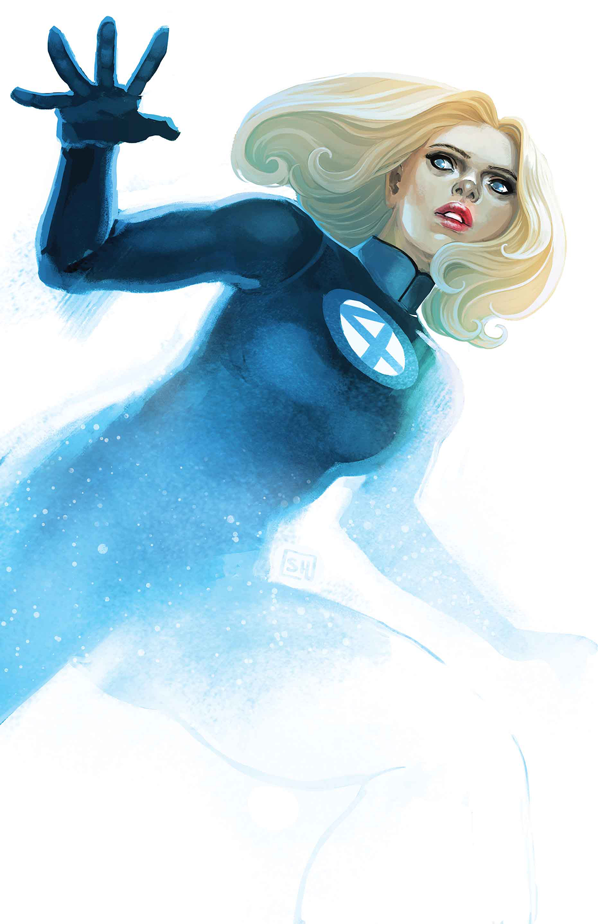 INVISIBLE WOMAN #1 (OF 5) HANS VAR