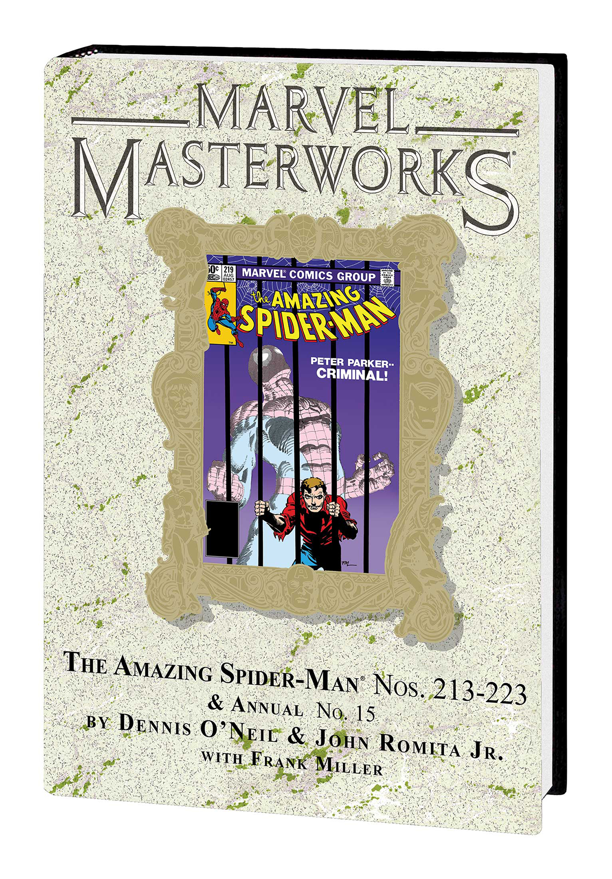 MMW AMAZING SPIDER-MAN HC VOL 21 DM VAR ED 283