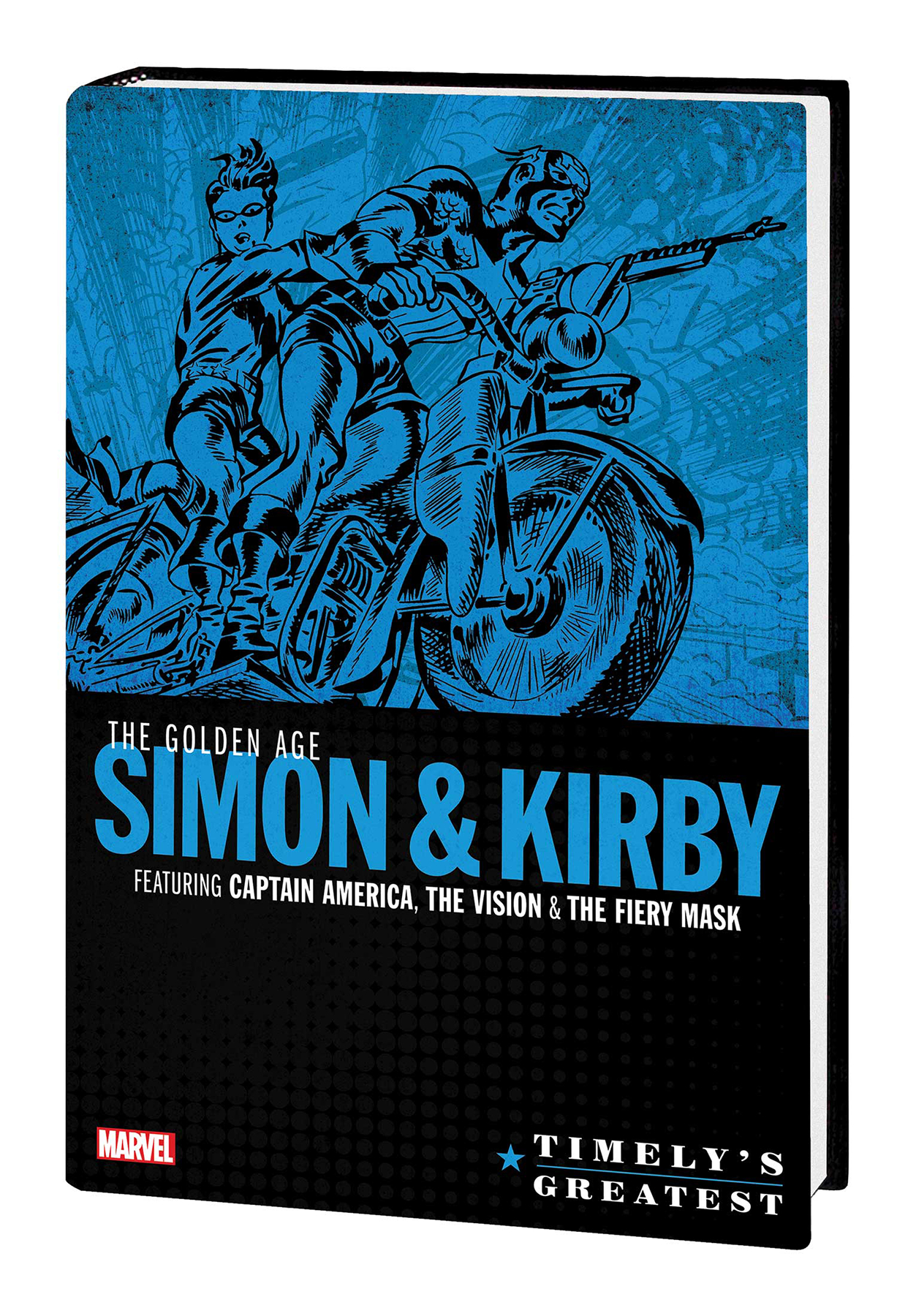 TIMELYS GREATEST HC GOLDEN AGE SIMON & KIRBY OMNIBUS
