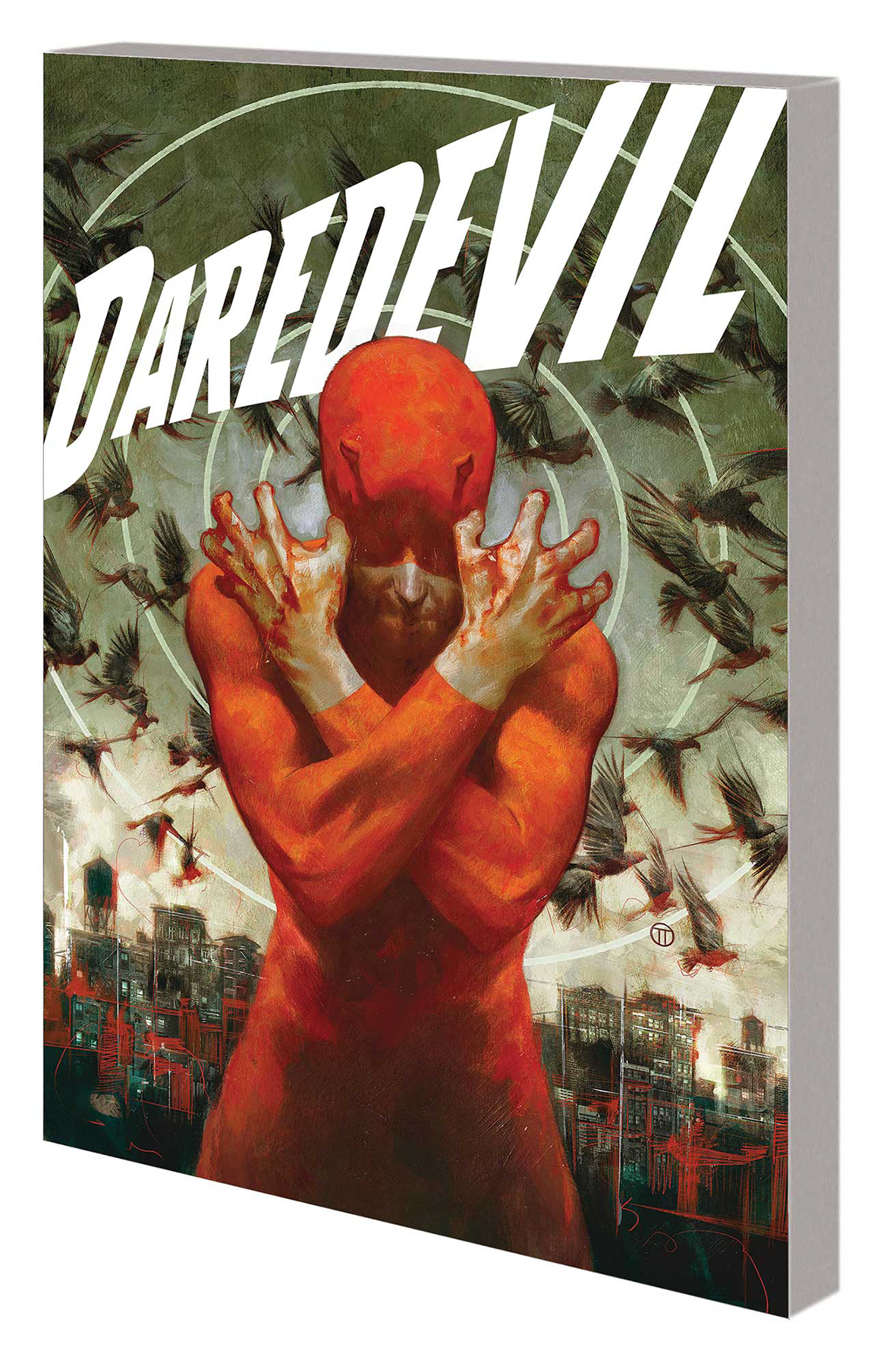 DAREDEVIL BY CHIP ZDARSKY TP VOL 01 TO KNOW FEAR [2019 #1-5]