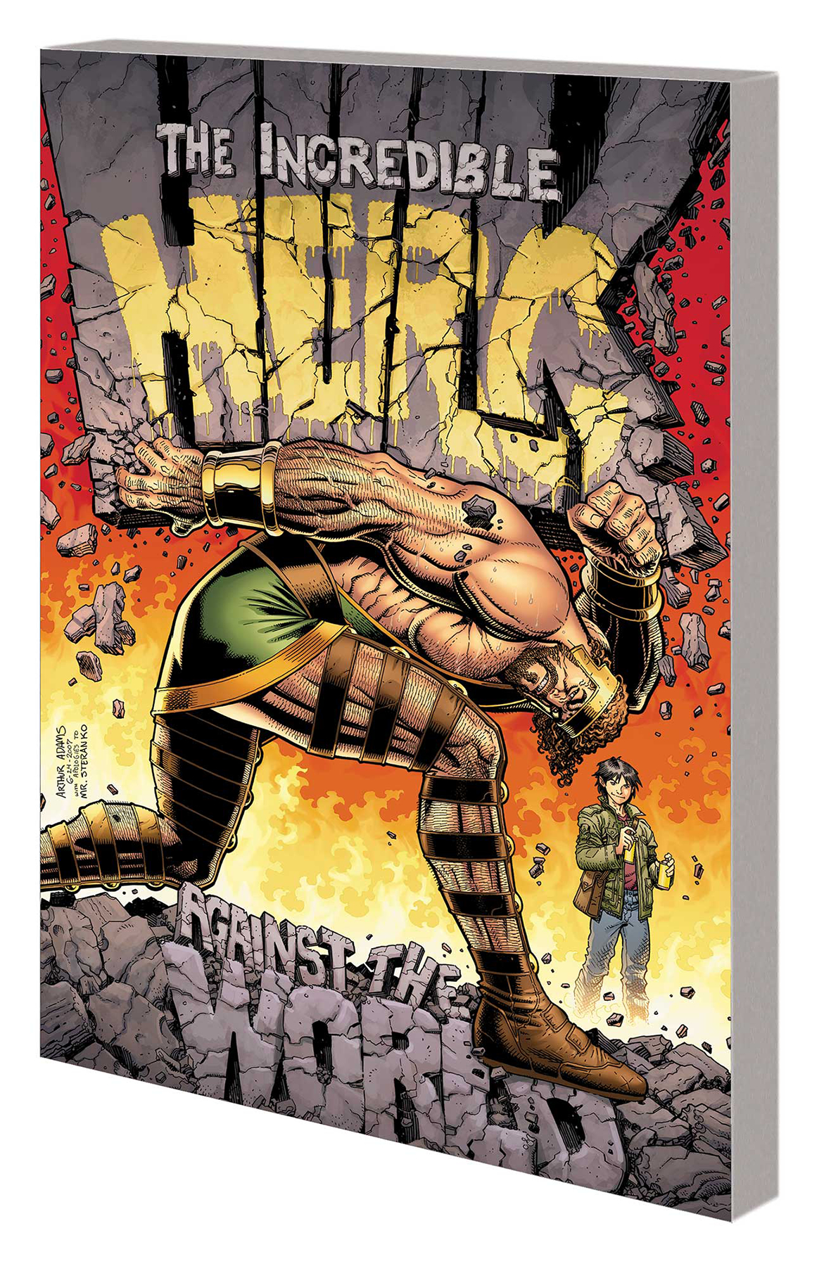INCREDIBLE HERCULES COMPLETE COLLECTION TP VOL 01