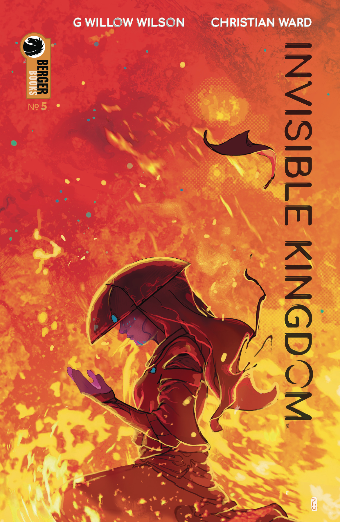INVISIBLE KINGDOM #5 (MR)