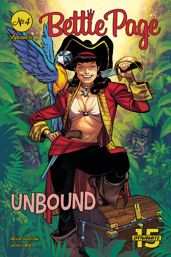 BETTIE PAGE UNBOUND #4 CVR C WILLIAMS