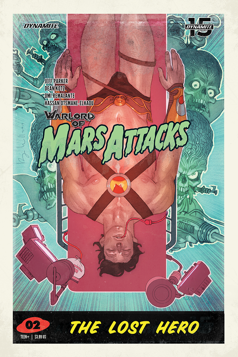 WARLORD OF MARS ATTACKS #2 CVR D CALDWELL