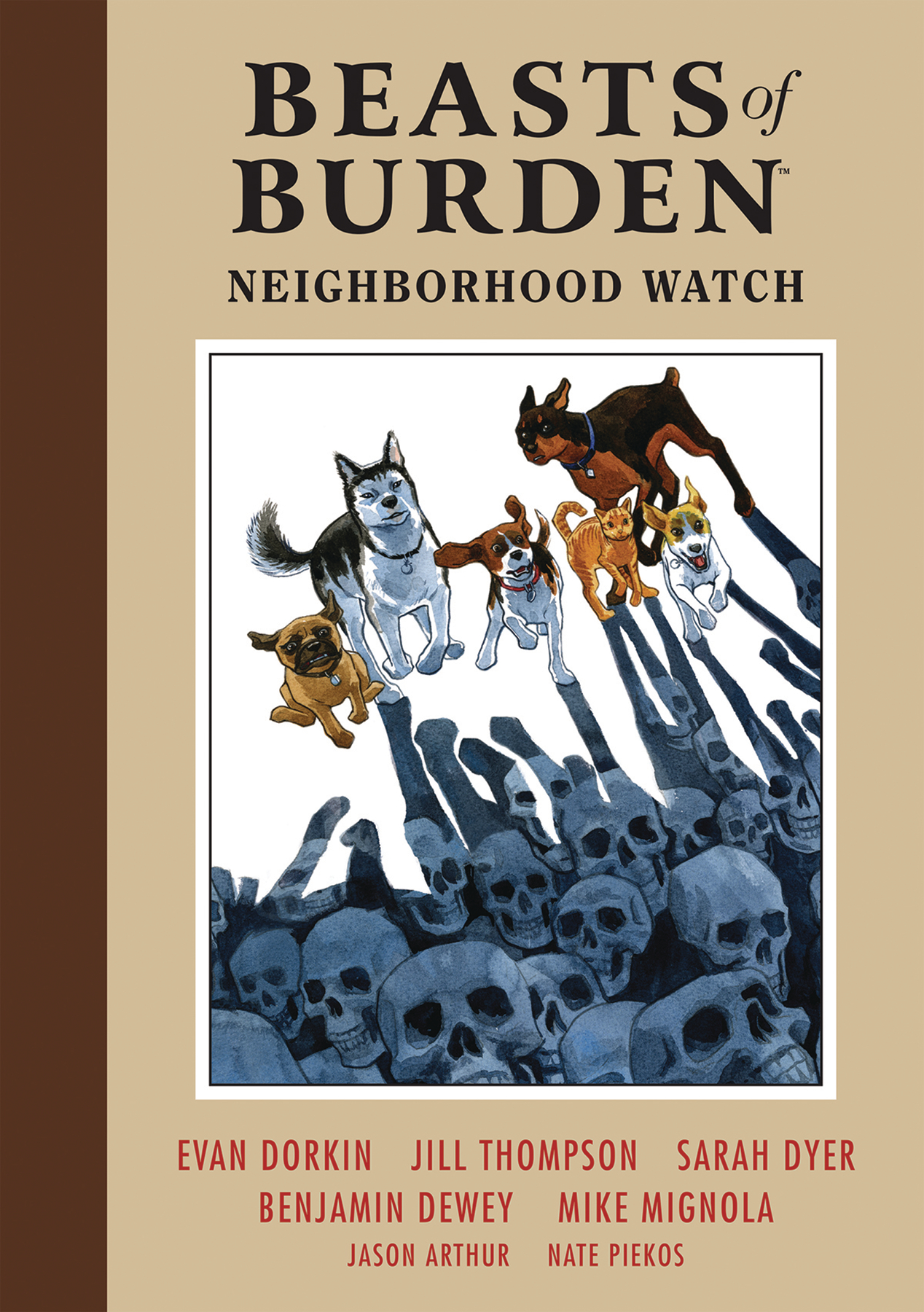 BEASTS OF BURDEN HC VOL 02 NEIGHBORHOOD WATCH
