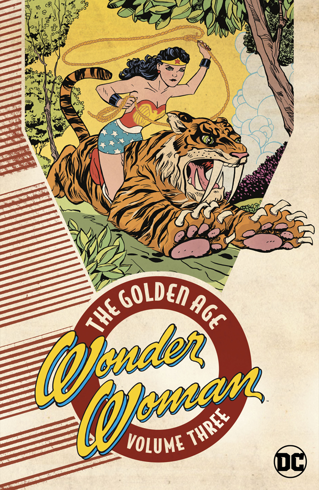 WONDER WOMAN THE GOLDEN AGE TP VOL 03
