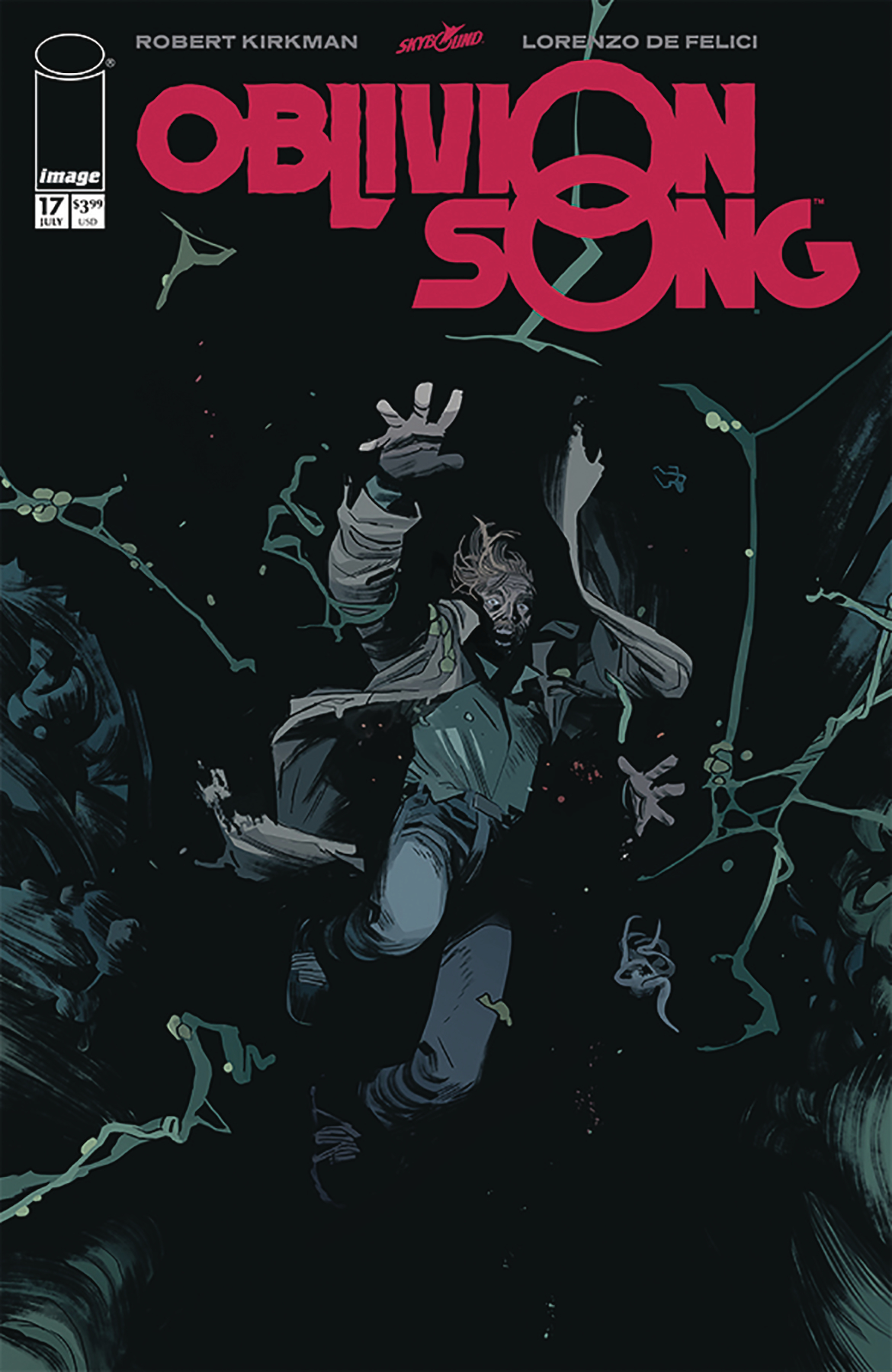 OBLIVION SONG BY KIRKMAN & DE FELICI #17 (MR)