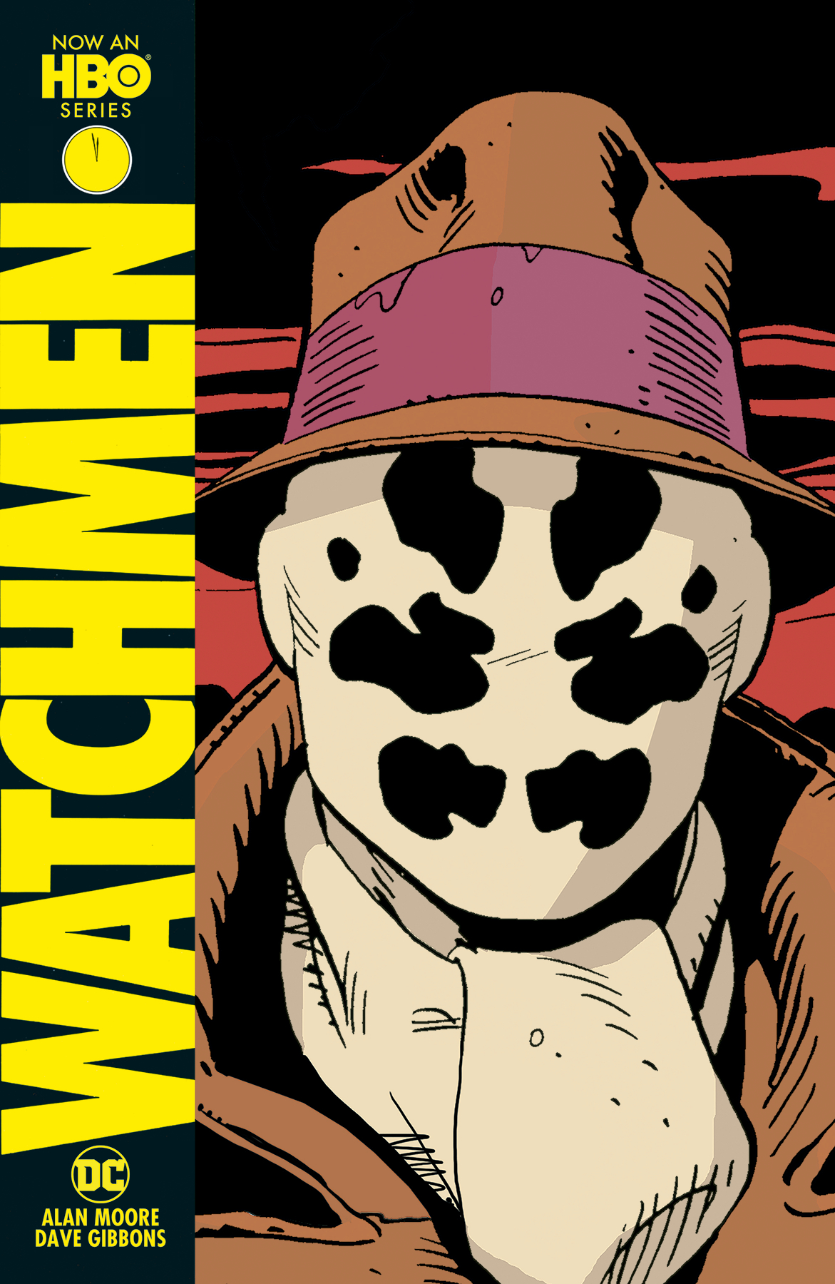 WATCHMEN (Alan MOORE & Dave GIBBONS) TP [CURRENT International LENTICULAR]