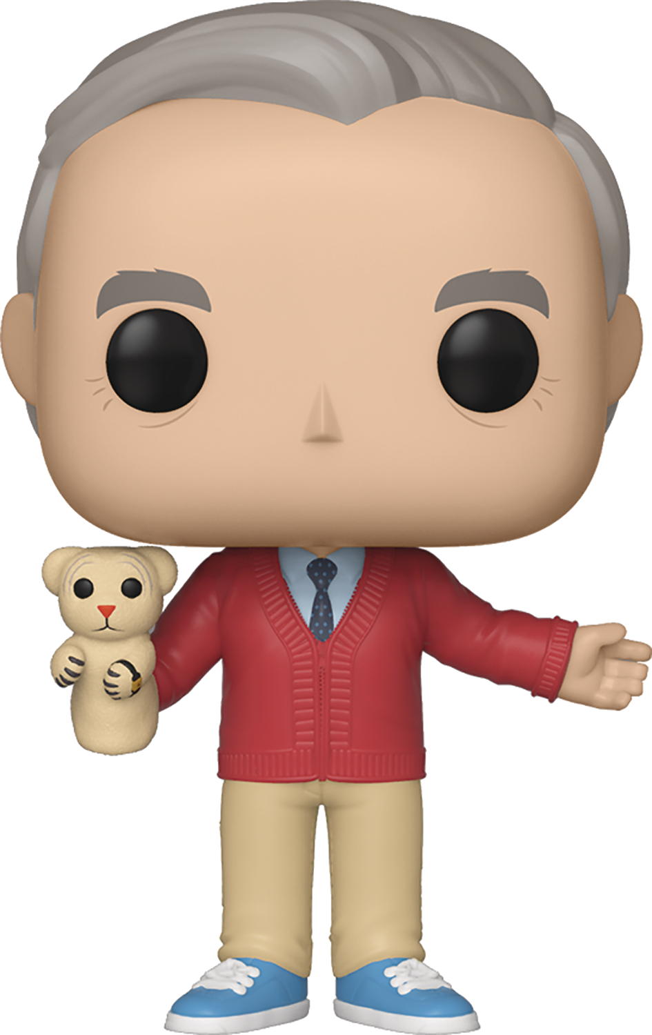 POP MOVIES MISTER ROGERS VINYL FIGURE
