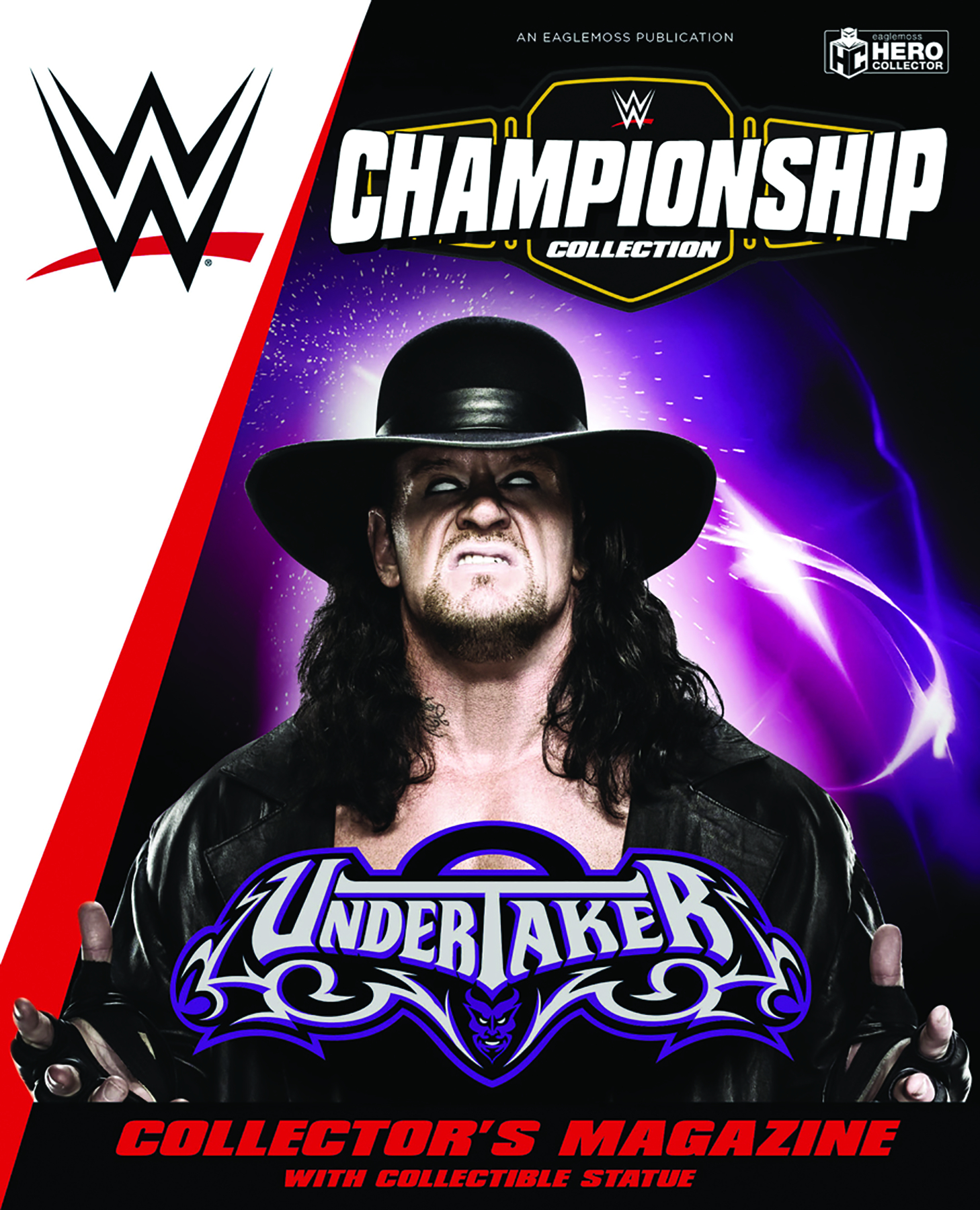 WWE FIG CHAMPIONSHIP COLL #2 UNDERTAKER
