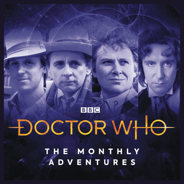 DOCTOR WHO 6TH DOCTOR MEMORIES OF TYRANT AUDIO CD