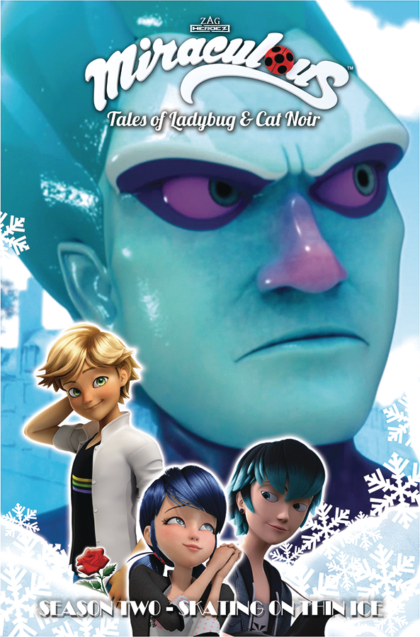 MIRACULOUS TALES LADYBUG CAT NOIR TP S2 VOL 11 SKATING ICE