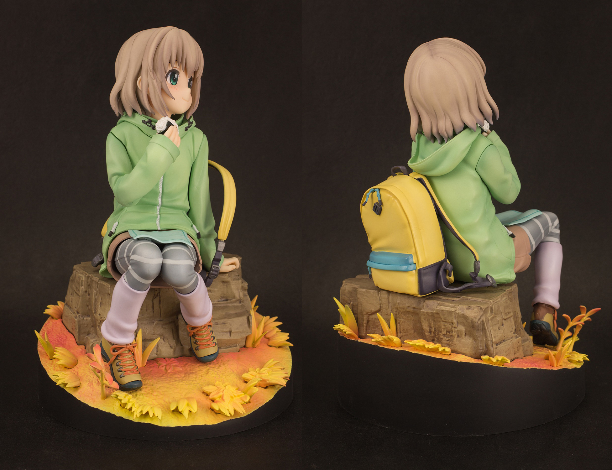 ENCOURAGEMENT OF CLIMB SEASON 3 AOI 1/7 PVC AUTUMN HIKE VER