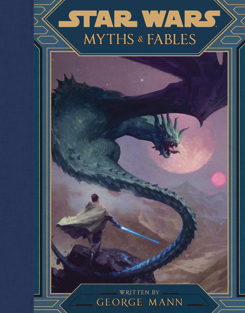 STAR WARS MYTHS AND FABLES HC