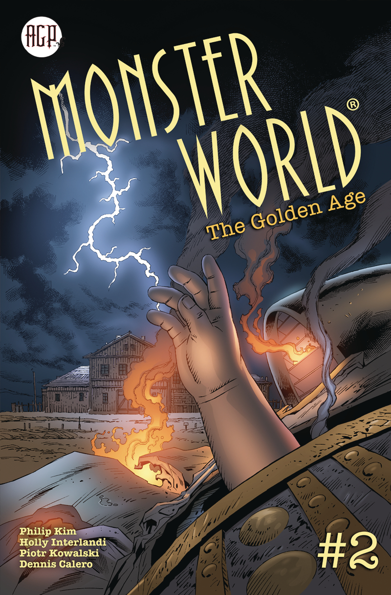 MONSTER WORLD GOLDEN AGE #2 (OF 6)