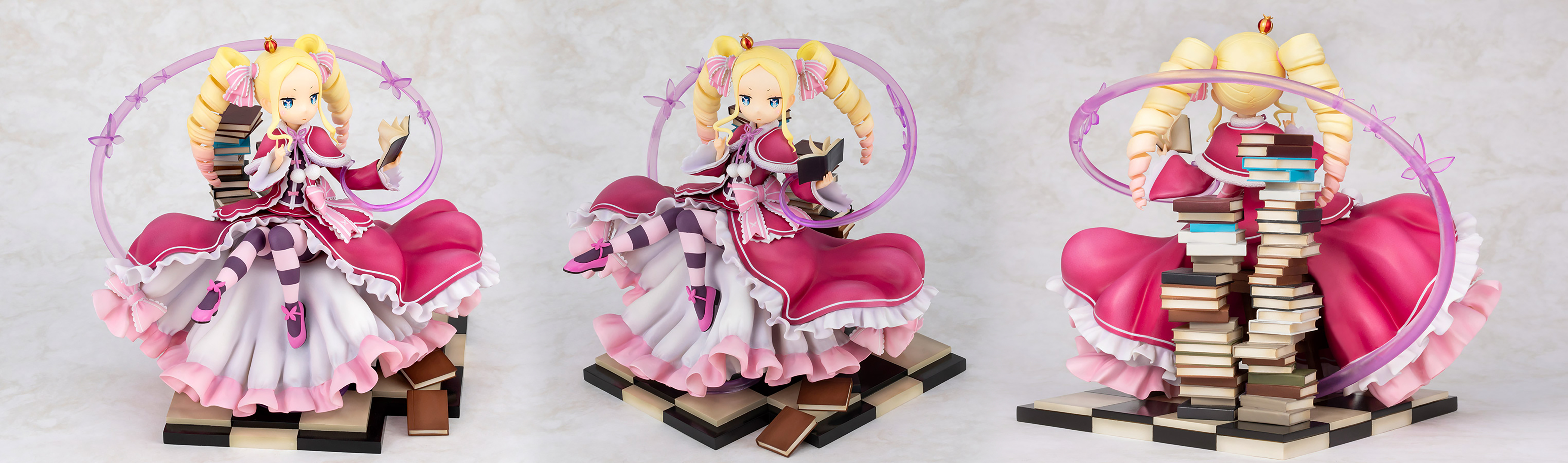 RE ZERO STARTING LIFE BEATRICE 1/7 PVC FIG