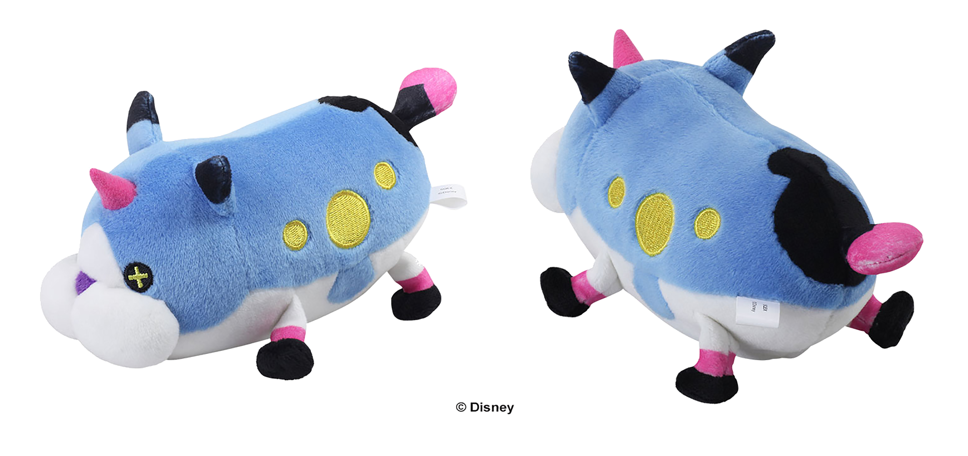 KINGDOM HEARTS MEOW WOW LAYING PLUSH