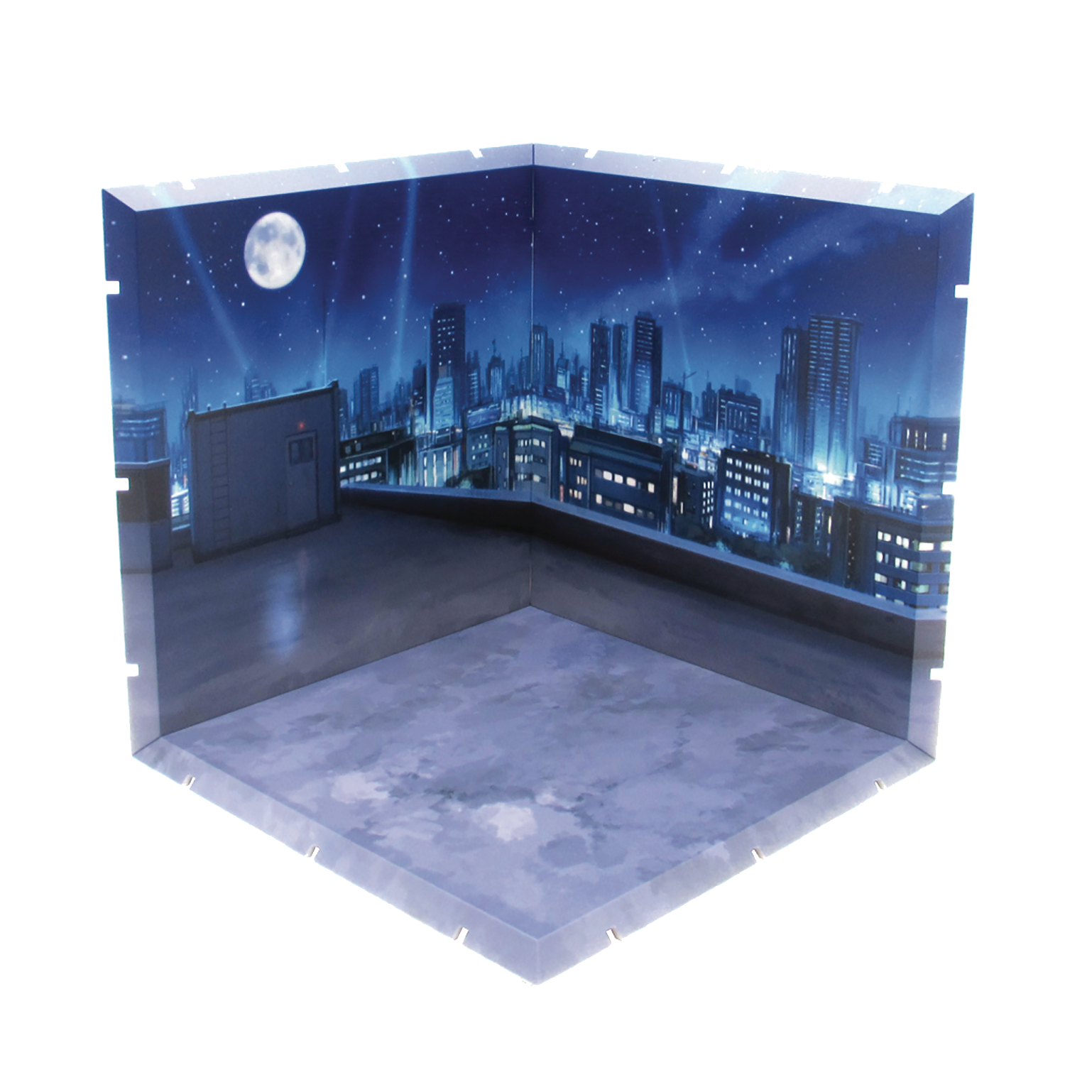 DIORAMANSION 150 ROOFTOP AT NIGHT FIGURE DIORAMA