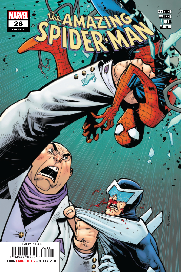 Resultado de imagem para AMAZING SPIDER-MAN # 28