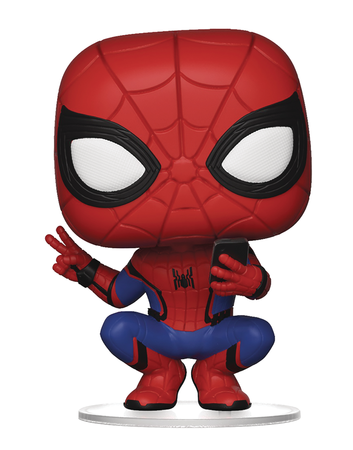POP MARVEL SPIDER-MAN FAR FROM HOME HERO SUIT VIN FIG