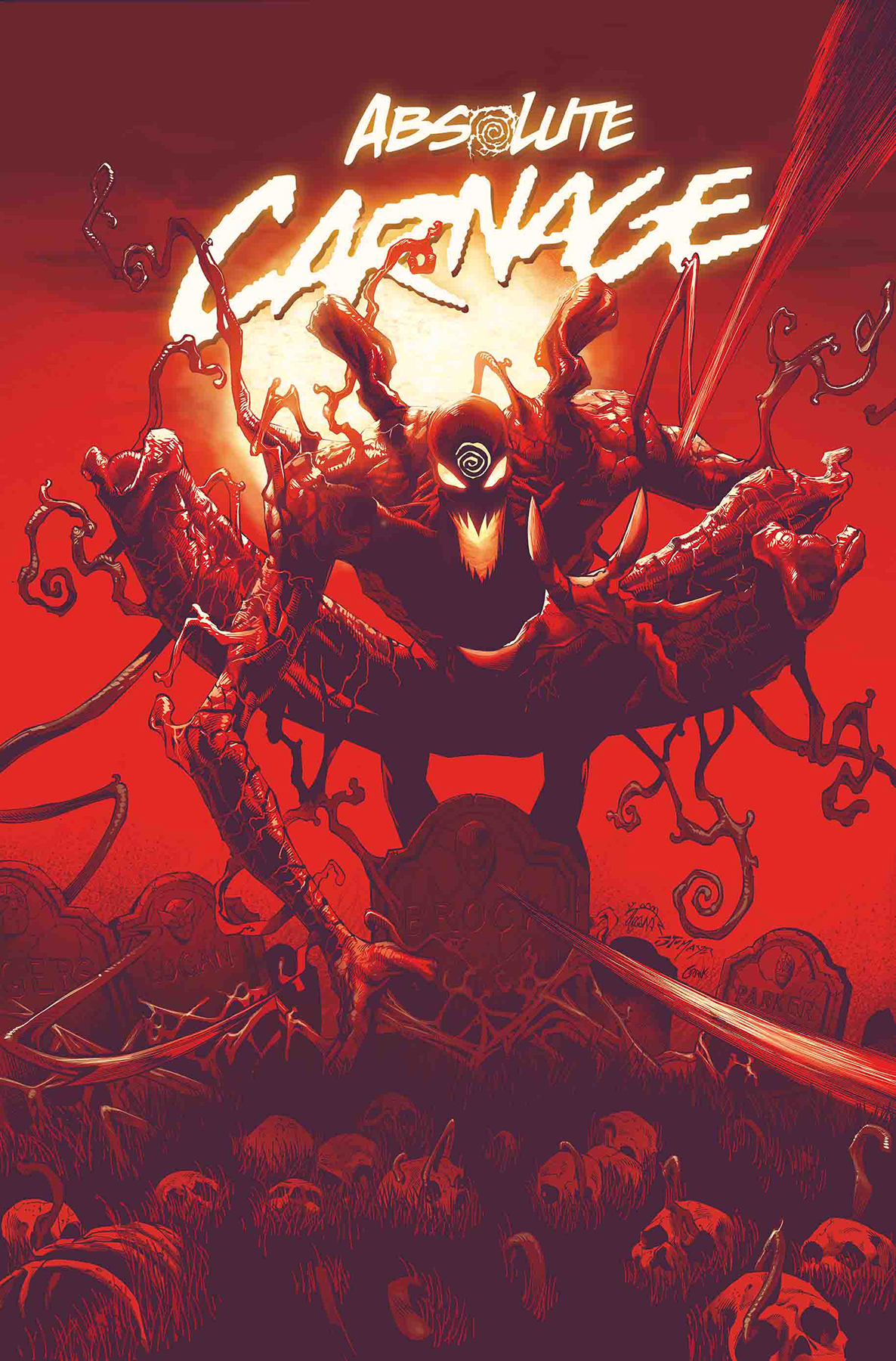 ABSOLUTE CARNAGE #1 (OF 5) AC