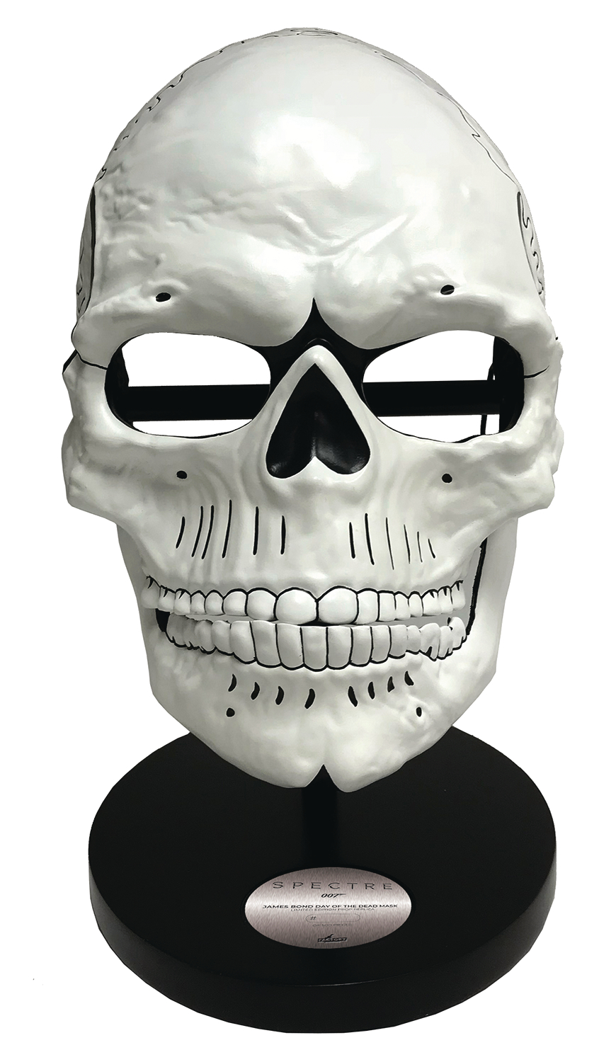 SPECTRE DAY OF THE DEAD MASK LIMITED EDITION PROP REPLICA (C