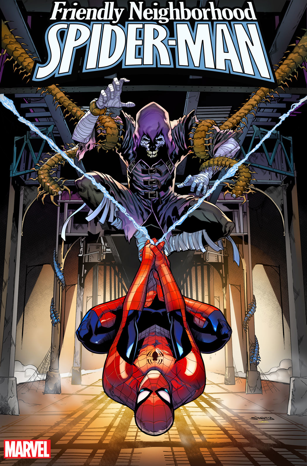 FRIENDLY NEIGHBORHOOD SPIDER-MAN #10 SLINEY BOBG VAR