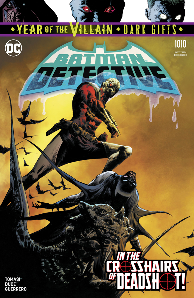 DETECTIVE COMICS #1010 YOTV DARK GIFTS