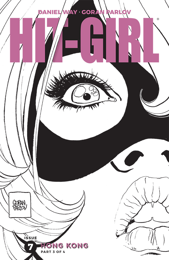 HIT-GIRL SEASON TWO #7 CVR B PARLOV (MR)
