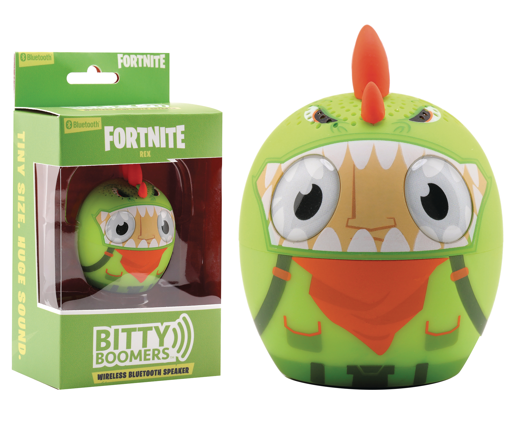 FORTNITE BITTY BOOMER REX MINI SPEAKER