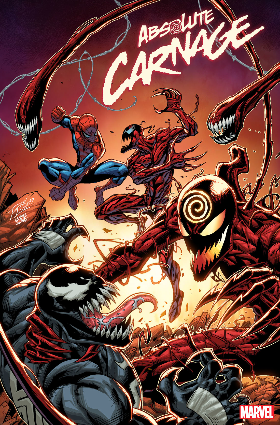 ABSOLUTE CARNAGE #2 (OF 5) LIM VAR AC
