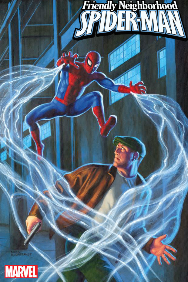 FRIENDLY NEIGHBORHOOD SPIDER-MAN #11 HILDEBRANDT BOBG VAR
