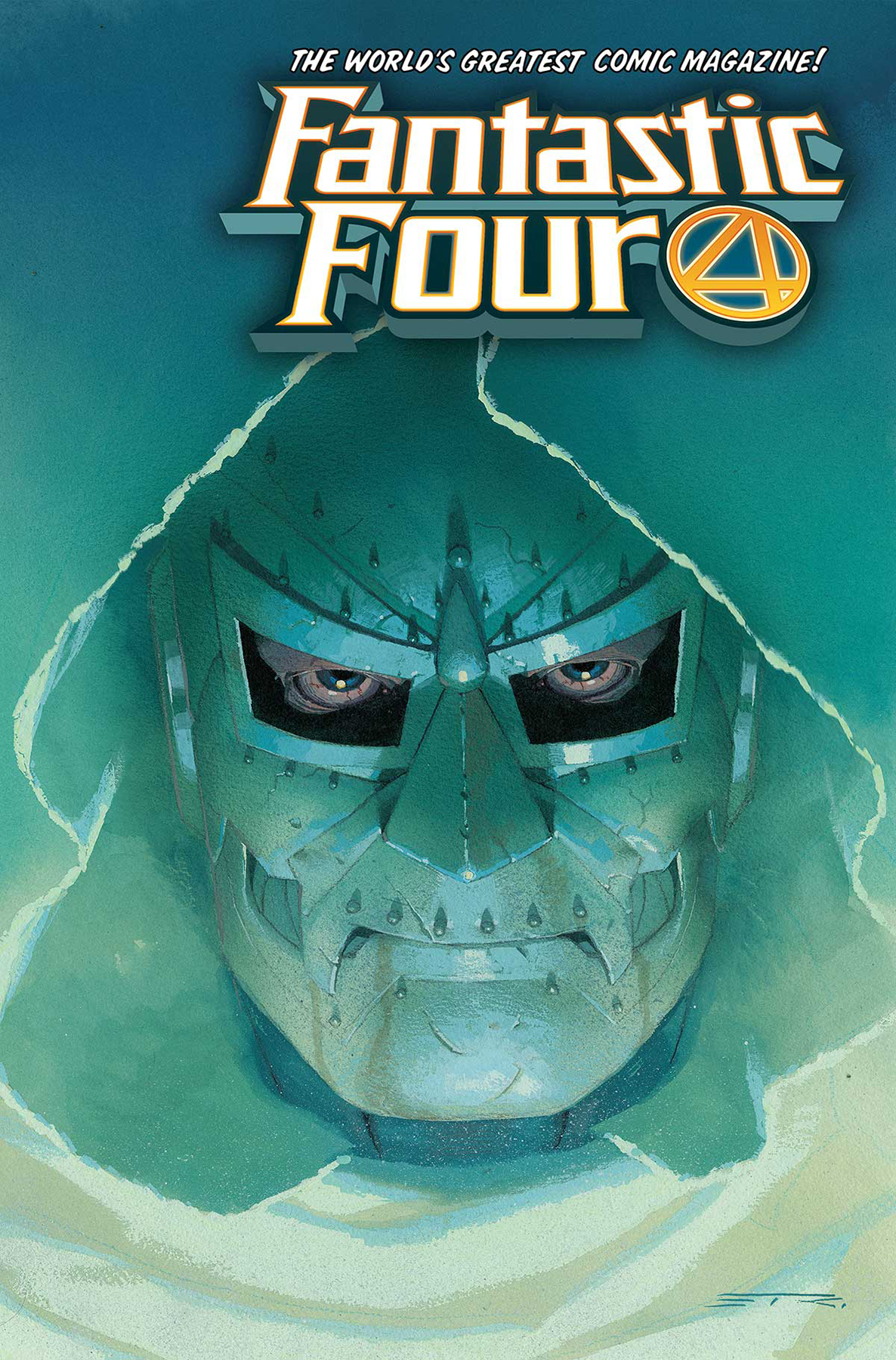 FANTASTIC FOUR TP VOL 03 HERALD OF DOOM