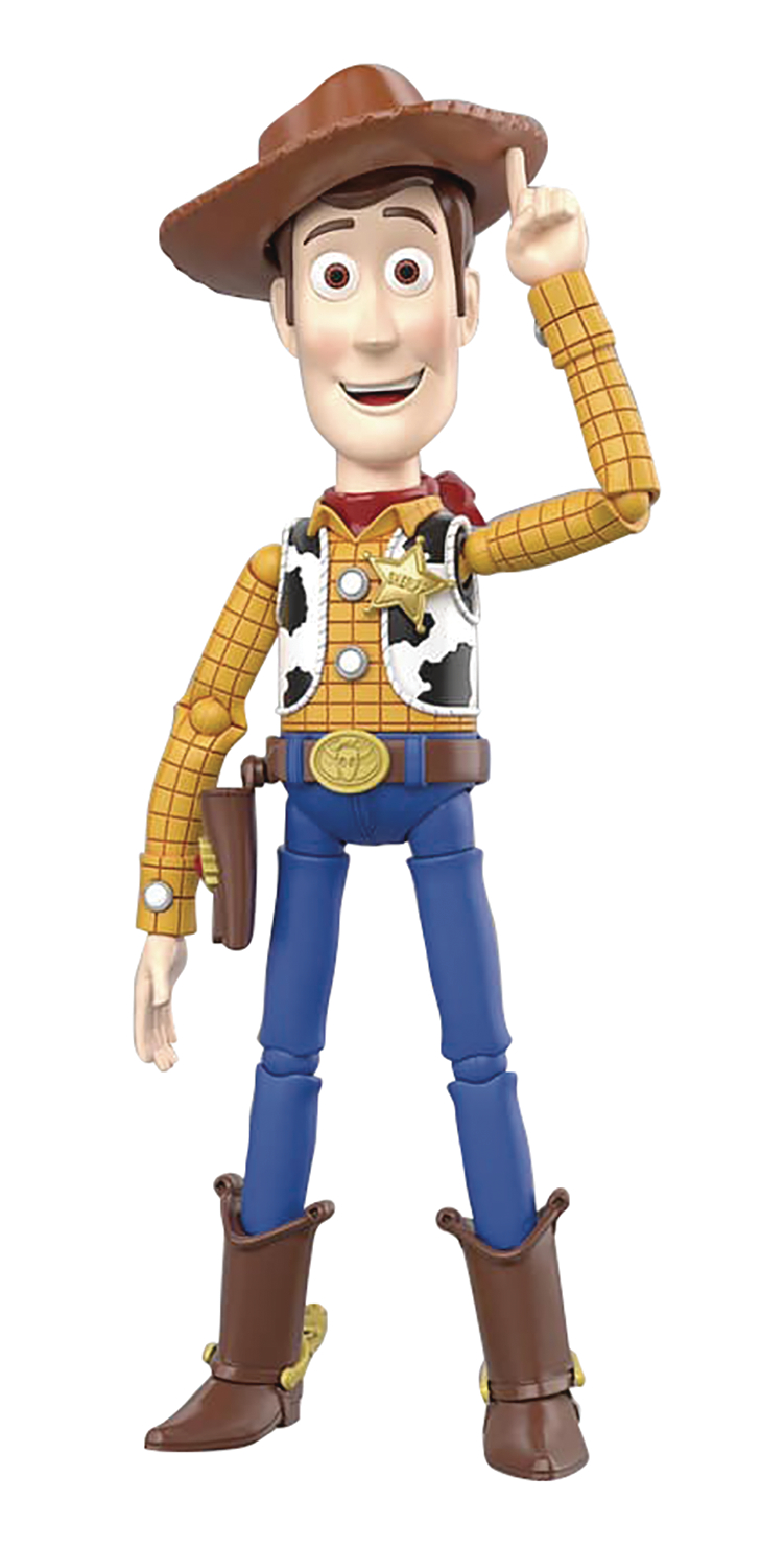 TOY STORY WOODY CINEMA-RISE STD PLASTIC MDL KIT