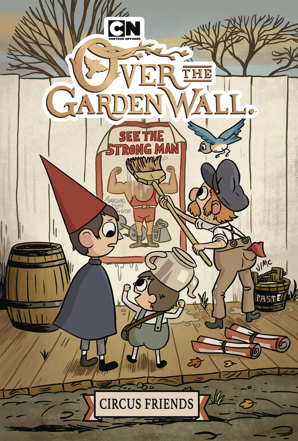 OVER GARDEN WALL CIRCUS FRIENDS ORIGINAL GN VOL 02