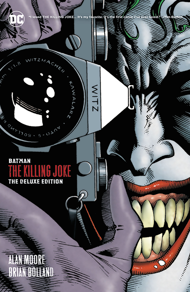 BATMAN The KILLING JOKE [1988] Special Ed. HC (Alan MOORE)