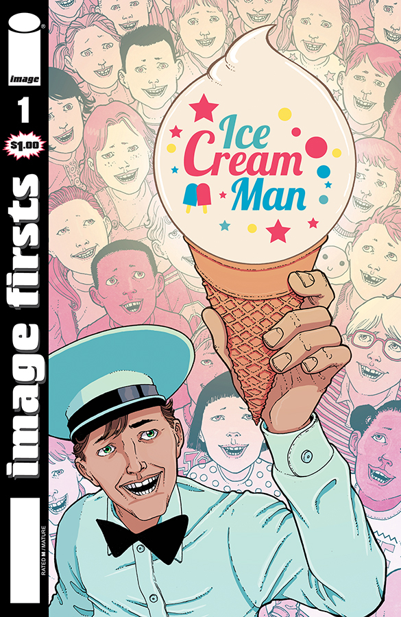 IMAGE FIRSTS ICE CREAM MAN #1 (O/A) (MR)