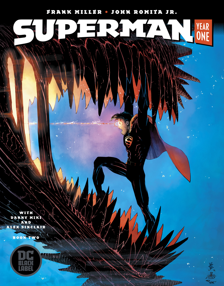 SUPERMAN YEAR ONE #2 (OF 3) ROMITA COVER (MR)