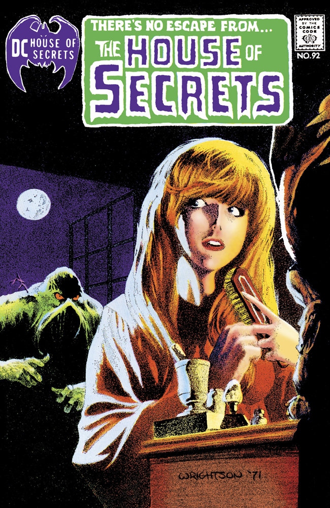 HOUSE OF SECRETS #92 FACSIMILE EDITION
