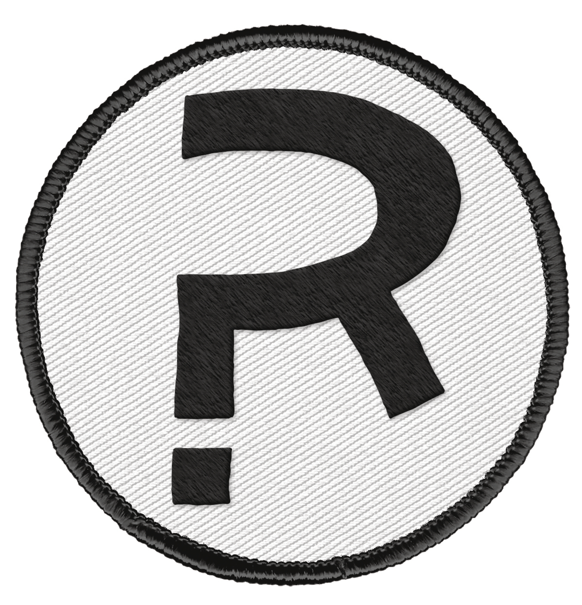 UMBRELLA ACADEMY PATCH RUMOR R LOGO (O/A)