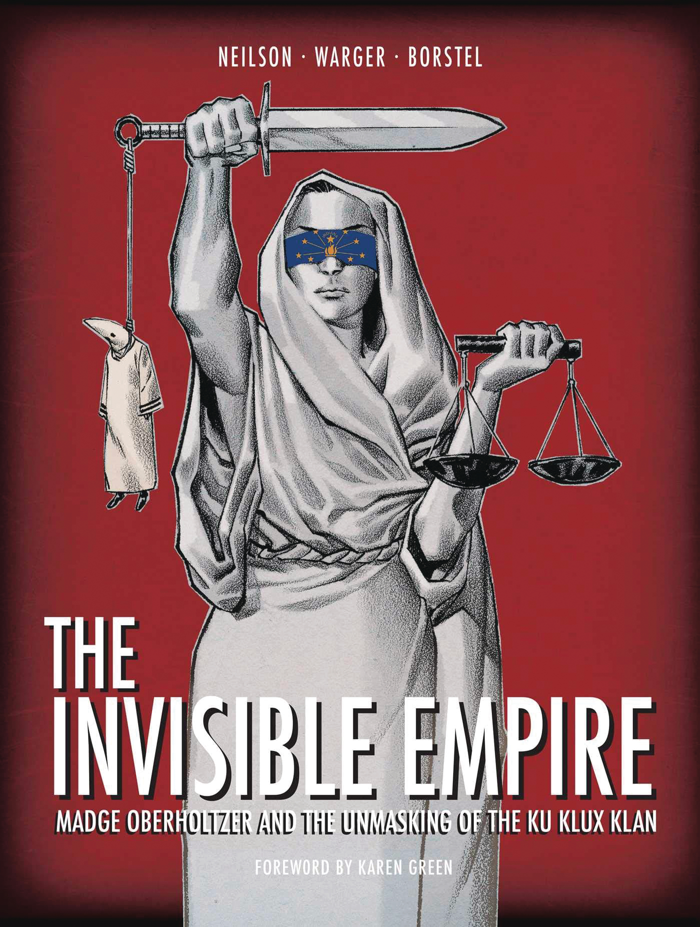 INVISIBLE EMPIRE UNMASKING OF KU KLUX KLAN GN