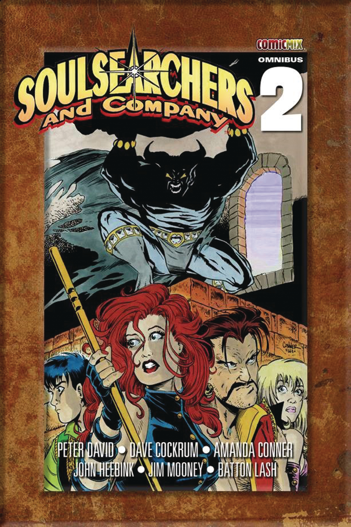 SOULSEARCHERS AND COMPANY OMNIBUS TP VOL 02
