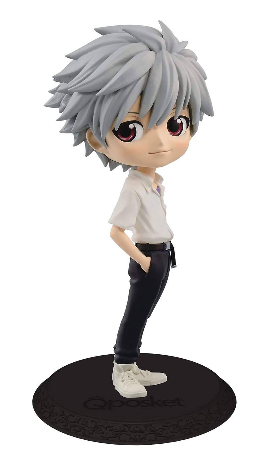 EVANGELION MOVIE Q-POSKET KAWORU NAGISA V1 FIG