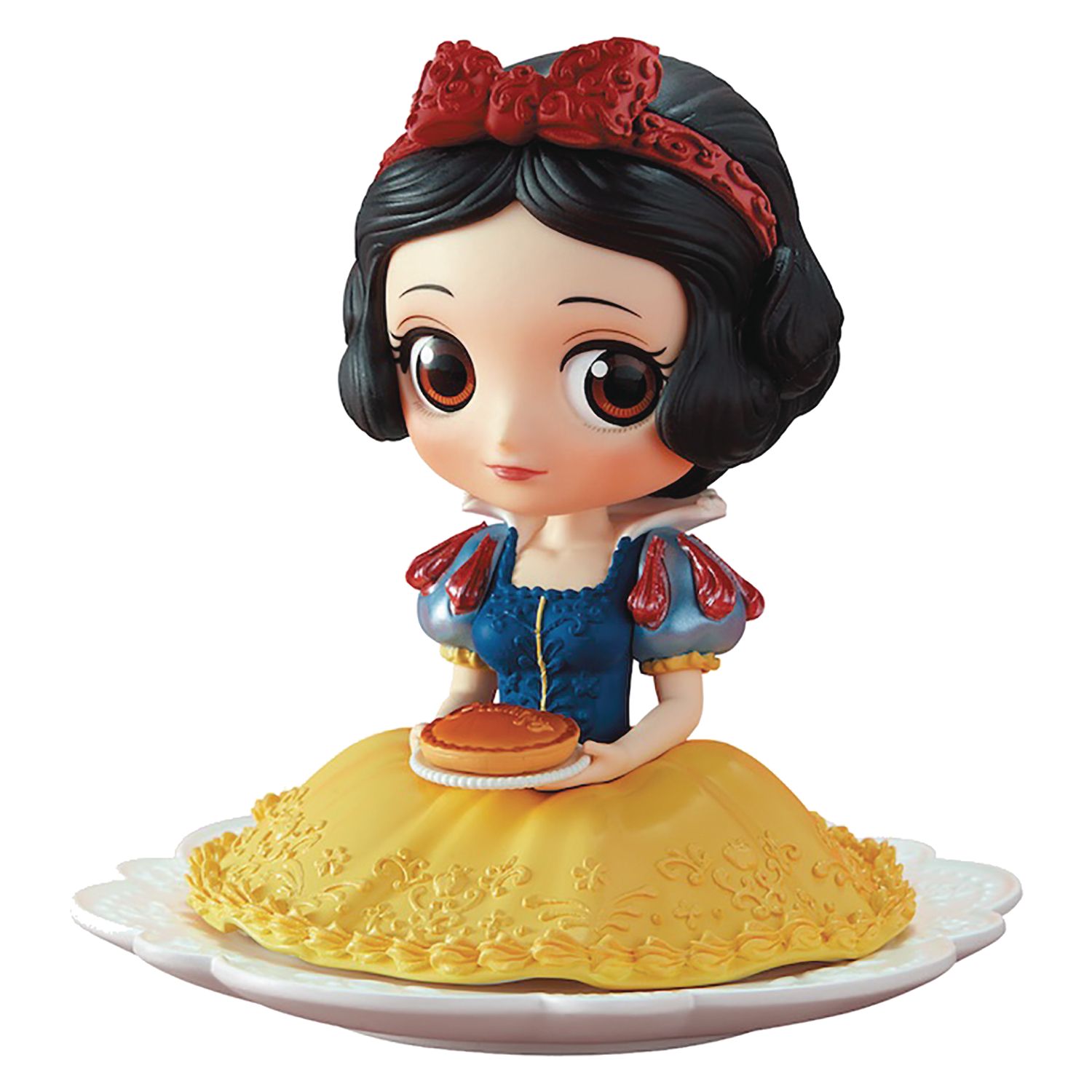 DISNEY Q-POSKET SNOW WHITE SUGIRLY FIG