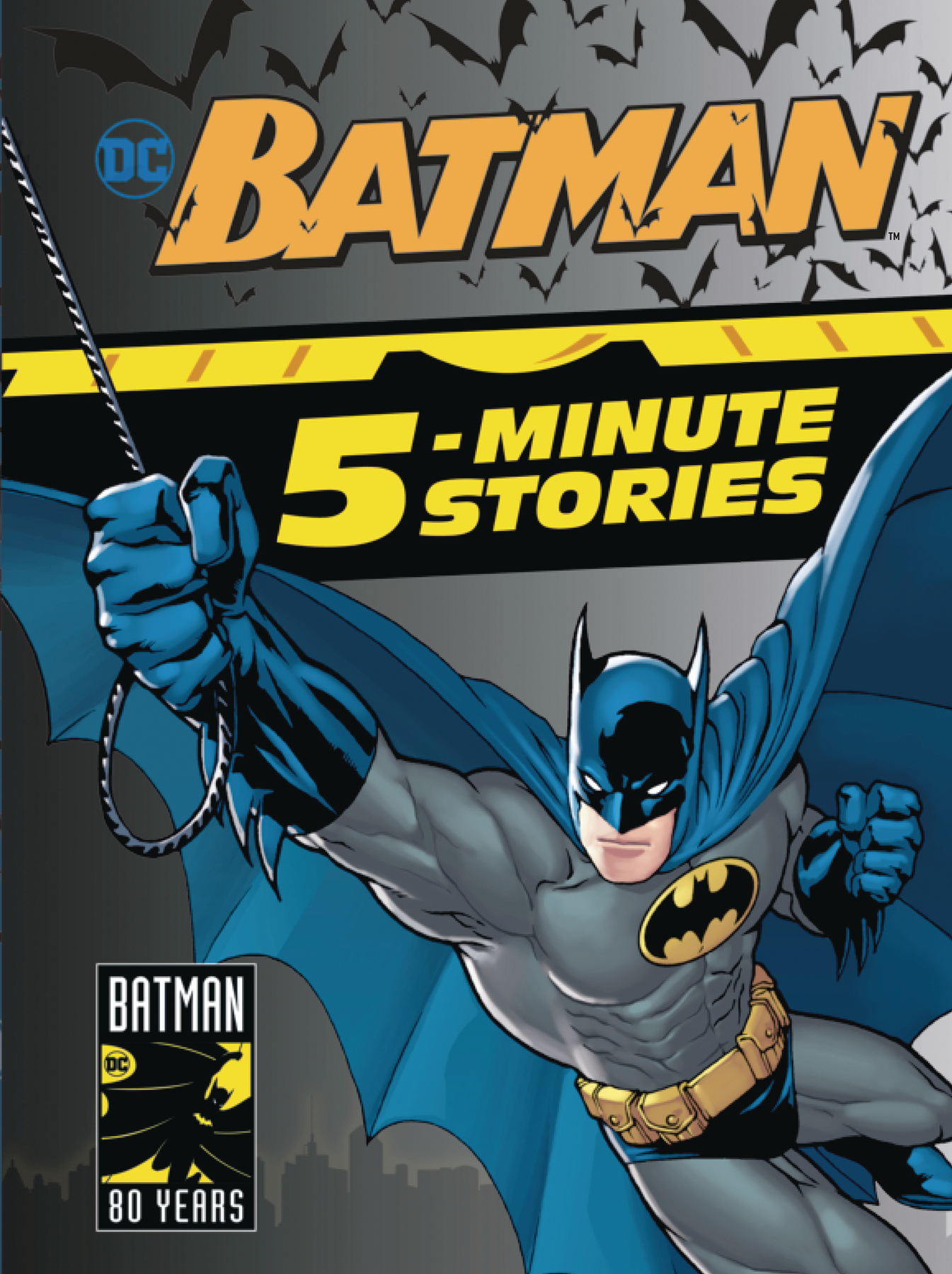 BATMAN 5 MINUTE STORY COLLECTION HC