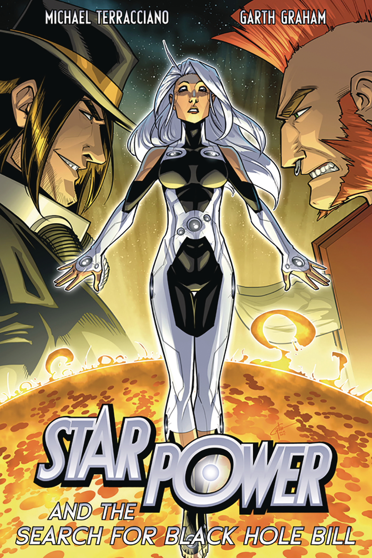 STAR POWER GN VOL 02 SEARCH FOR BLACK HOLE BILL