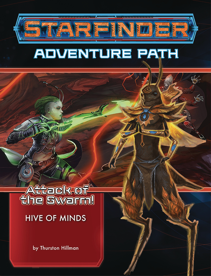 STARFINDER ADV PATH ATTACK SWARM 5 OF 6