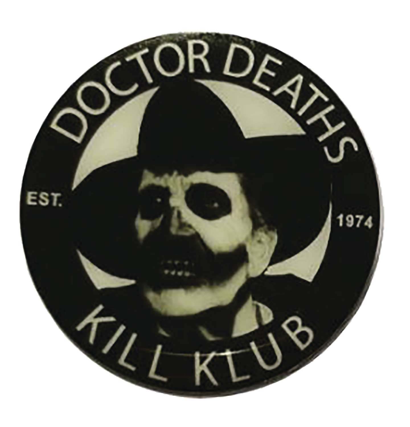 VINCENT PRICE DOCTOR DEATH PIN