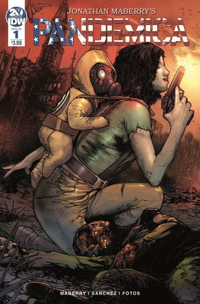 Image result for pandemica #1 idw