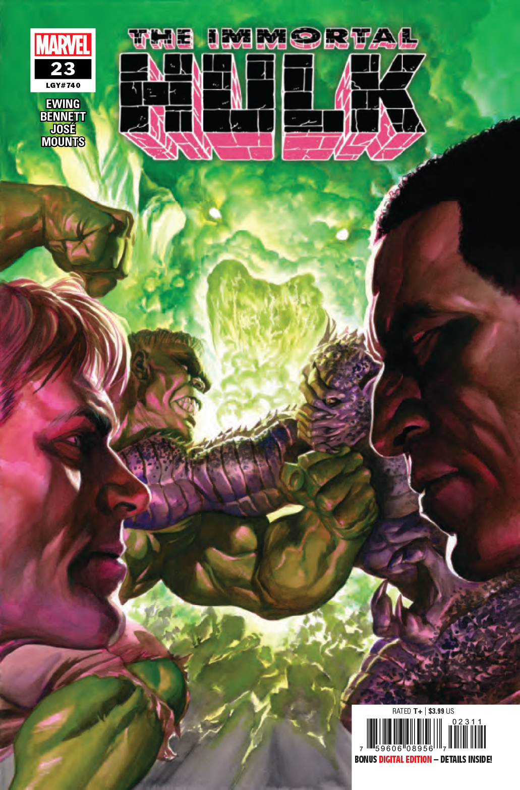 Image result for the immortal hulk #23